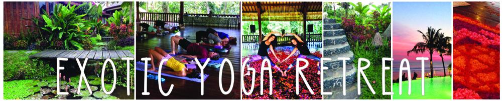 Exotic Yoga Retreat Ubud Bali