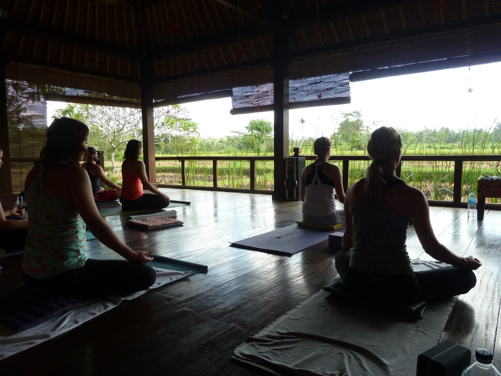 Yoga Retreats bali from May 25-June 1, 2015