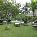 Pool at Ananda