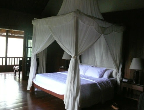 rooms for yoga retreat in bali