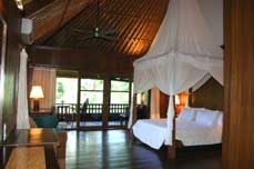 beautiful accommodation for yoga retreat bali