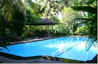 another pool at ananda cottages