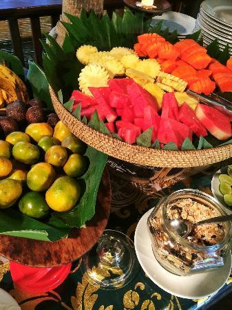 Ananda breakfast