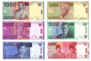 money to use in bali