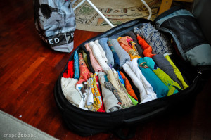 Packing for Bali