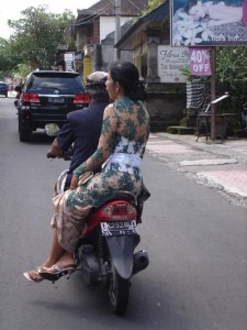 ubud bali motorbike 225x300 Getting Around