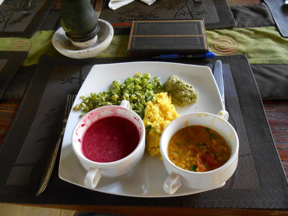 Ayurvedic Dinner