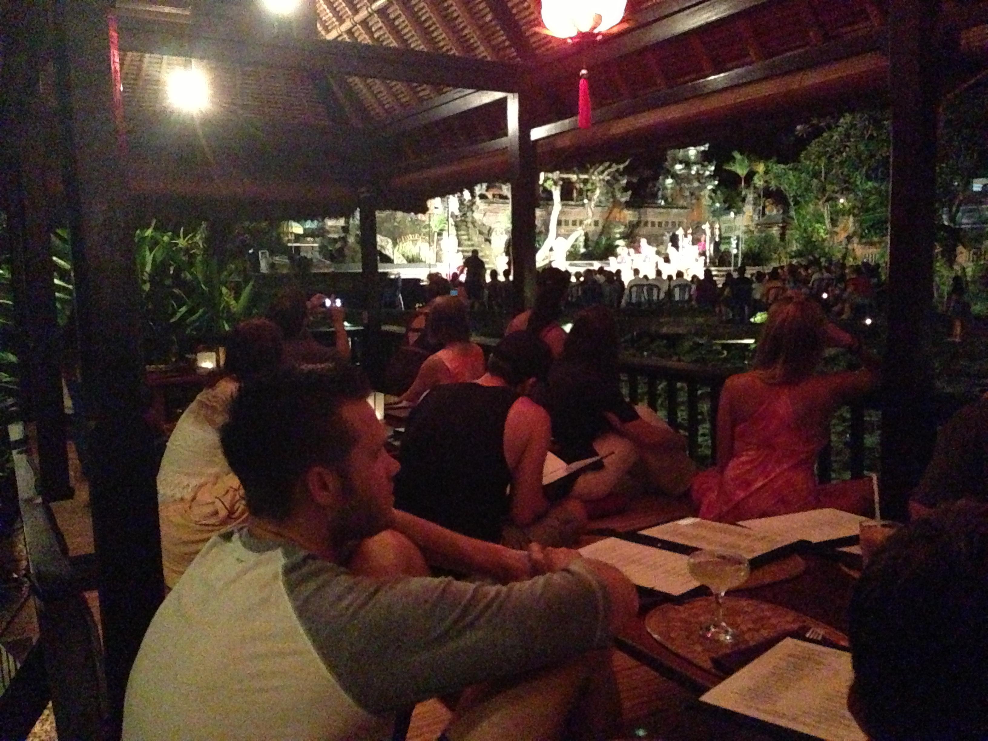 Lotus Cafe Dinner