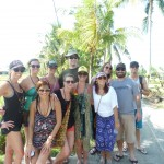 Yoga Retreats Group on Hike