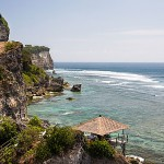 Beach at Uluwatu