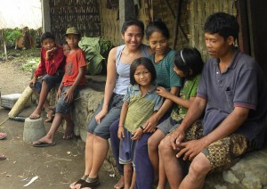 balicharity.org helps local impoverished kids