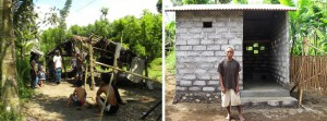 balicharity.org old to new home build