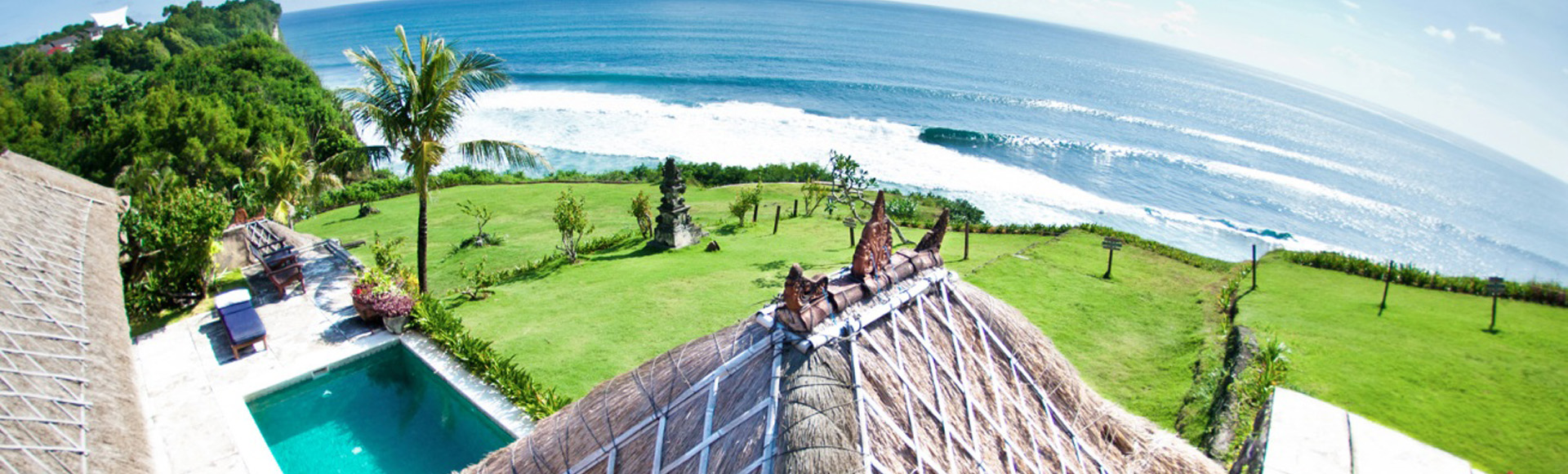 Uluwatu Surf Villas View